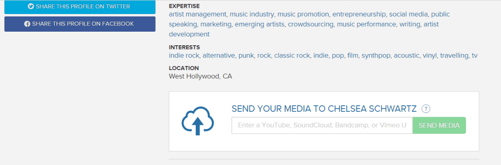 Submit your media